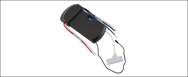 Inteligentny moduł wentylatora Z-wave.