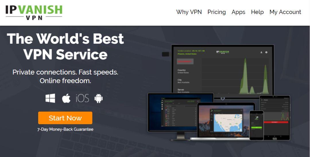 Best VPN - IPVanish